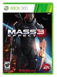 Mass Effect 3 Xbox 360 Original [sin Carátula]