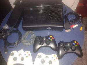 Xbox 360 Chipeado + 3 Controles + Kinect + Regalos