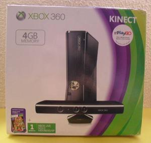 Xbox gb Sensor Kinect Con 1 Juego Original