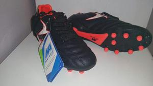 Zapatos De Tacos New Arrival Para Fútbol De Niño Talla 35