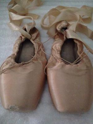 Zapilllas De Ballet Capezio Usadas