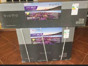 Aire Acondicionado Split Viotto De  Btu Nuevo