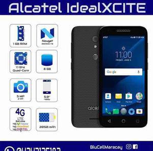 Alcatel Ideal Xcitie So7 4g Movilnet Movistar Blucellmaracay
