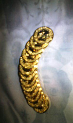 Arras De Matrimonio Bañadas En Oro 10k