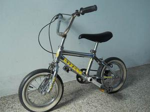 Bicicleta Esveco Rin 12 Cromada