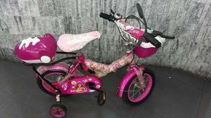 Bicicleta Rin 12 Para Niña Nueva