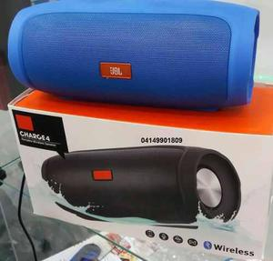 Corneta Jbl Y Power Bank Jbl Charge 4 Bluetooth Aux Oferta