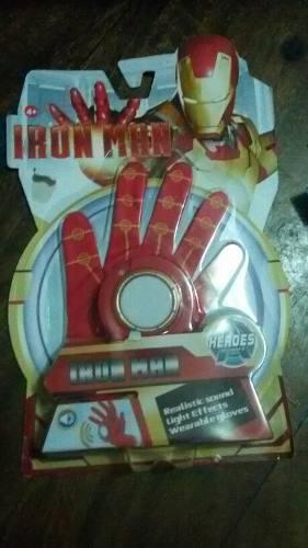 Guante De Iron Man