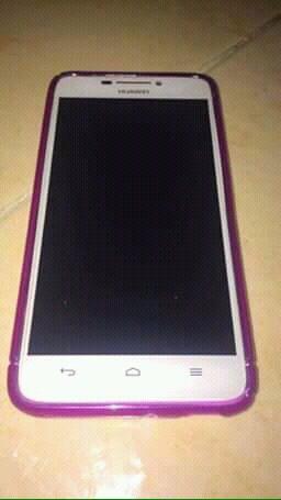Huawei Ascend G630 Placa Mala Con Todo Y Accesorios
