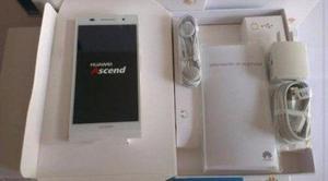 Huawei Ascend P6 Nuevos, Originales, Oferta Navideña