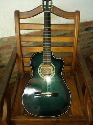 Guitarra Acústica Media Luna