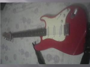 Guitarra Electrica Poco Uso Como Nueva
