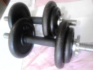 Discos de pesas mancuernas y barras posot class for Pesas y mancuernas