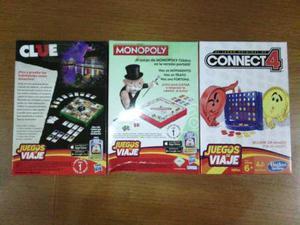 Monopoly Y Juegos De Mesa