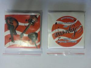 Set De Cuerdas Para Guitarra Electrica Marca Segovia.009