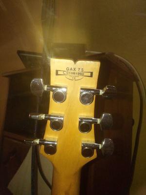 Vendo O Cambio Combo Guitarra Ibanez Y Ampli Yamaha De 15 Wt