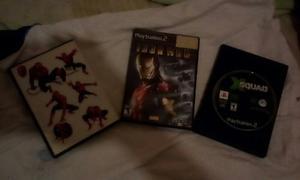 3 Juegos De Playstation 2 Usados En Buen Estado