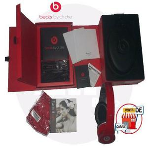 Audífonos Beats By Dr. Dre Studio Monster Originales Cambio