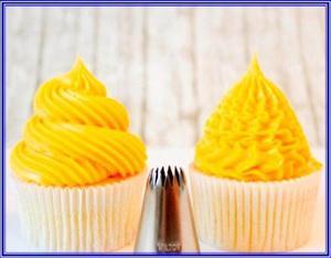 Boquilla Wilton # 4b Ideal Para Decorar Ponquesitos Y Tortas