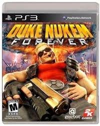 Juego Para Ps3 En Fisico: Duke Nukem Forever (nuevo)
