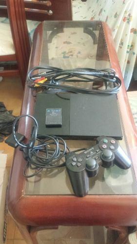 Play Station 2 Usado Poco Uso