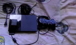 Playstation 2 + Juego De Need For Speed + 1 Control + Mem 8m