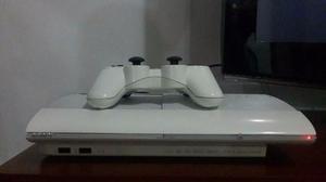 Playstation 3 Super Slim De 500 Gb Con 4 Juegos Originales