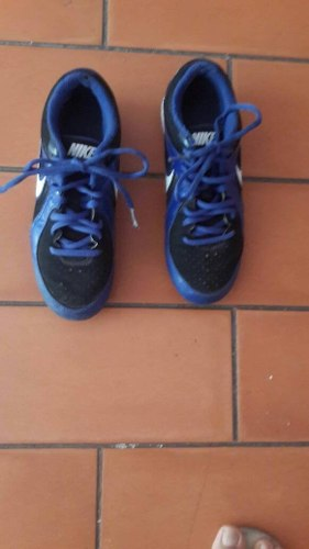 Tacos De Beisbol Marca Nike Talla 35,5