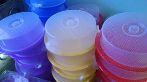 Tortera Plastica Resistente 30 Cms Diámetro 10 Cms Alto