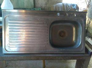 Fregadero tina escurridor 100x50cm posot class - Vendo fregadero ...