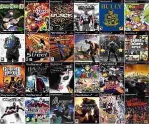 Venta De Juegos Digitales Para Pla Station 2