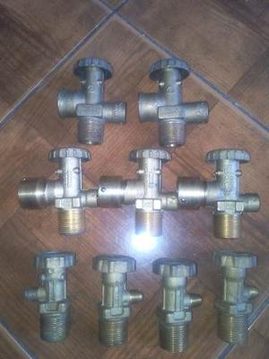 Válvula Clip On Gas Domestico Bombona 18 Y 43 Kgs.