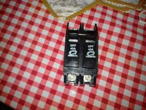 Breacket 40 Amp