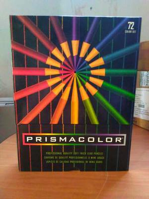 Colores Prismacolor 72