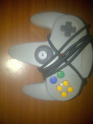 Control De Nintendo 64