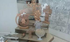 Figuras, Trofeos, Decoraciones, Diseños Y Demás En Mdf