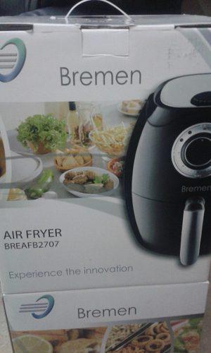 Freidora De Aire Breafb Bremen Negra