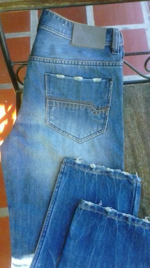 Jeans Caballero Original Talla 32