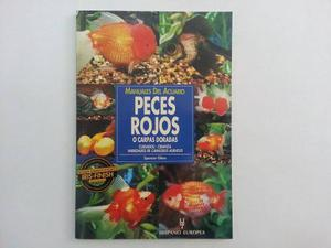 Libro Manual Del Acuario: Peces Rojos O Carpas Doradas