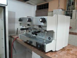 Maquina Cafetera Industrial Marca Faema 2 Grupos
