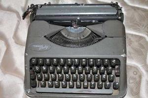 Maquina De Escribir Manual Antiguedad