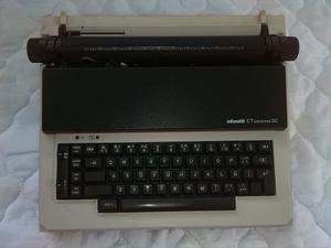 Maquina De Escribir Olivetti Et Personal 50