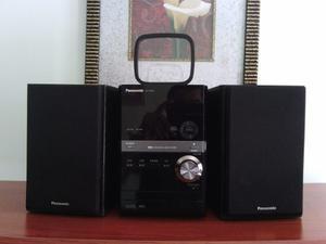 Mini Equipo De Sonido Panasonic Sc-pm42 Solo Para Mcbo