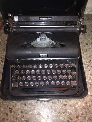 Máquina De Escribir Portátilportatil Para Colección Marca