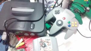Nintendo 64 En Perfecto Estado