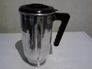 Vaso Aluminio Oster Con Tapa
