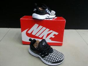 Zapatos Nike Presto Niños Niñas 25 Al 35