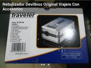 nebulizador portatil marca Debilviss
