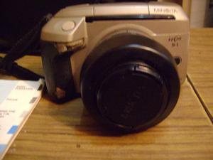 Camara De Foto Minolta Modelo S-1 Usada