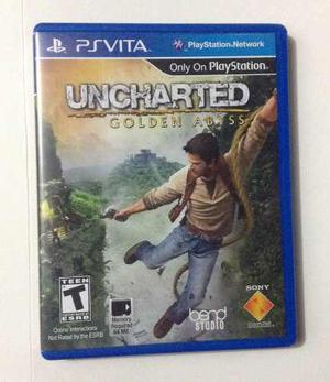 Juego Original Uncharted Golden Abyss
